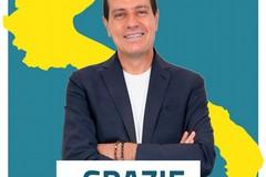 Elezioni regionali, il ringraziamento di Gianni Colangelo