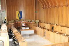 La sala consiliare accessibile  a tutti