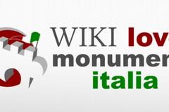 """Fotografi a lavoro per il """"Wiki Loves Monuments"""""""