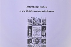 Una conferenza di Amneris Roselli su Robert Burton alla biblioteca Finia