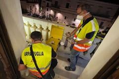 Controlli dell'Arpa Puglia sulla qualità dell'aria in città