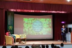 La Murgia al Congresso Mondiale dei Bio-Distretti in Portogallo