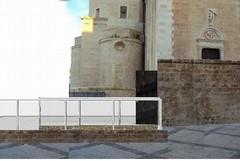 Rampa della cattedrale, tempi incerti per la realizzazione