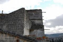 Pericolo crollo in Cavato San Marco