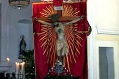 Festa SS. Crocifisso, disposizioni per le celebrazioni