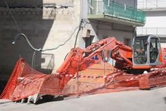 Via Brindisi: presto partiranno i lavori di messa in sicurezza