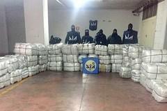 Italia Albania, traffico internazionale di stupefacente