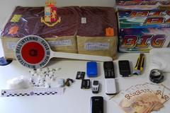 Controlli antidroga della Polizia, un arresto