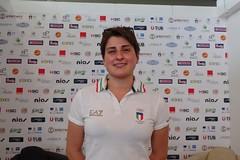 Testimonial di Sportivity 2017, la campionessa di scherma Martina Criscio