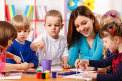 Borse di studio per educatori in asili nido e scuole per l'infanzia