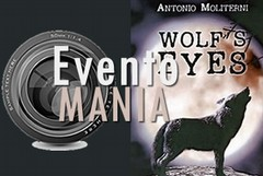 "Antonio Moliterni e il suo ""Wolf's eyes"""