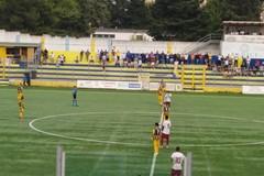 Partita al gelo a Nardò, finisce 0-0