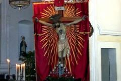 Festa del Crocifisso anticipata al 19 e al 20 maggio