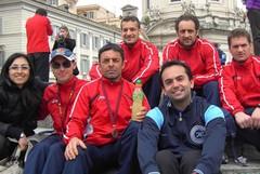 Gravina abbraccia l'Italia...nello sport.