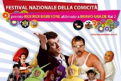 Apre i battenti il Festival Nazionale della Comicità