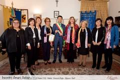 Visita a Gravina della presidente internazionale Fidapa BPW