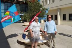 Presidio dei sindacati all'Ospedale della Murgia sulle liste di attesa