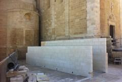 Cattedrale: pronto un nuovo progetto per la rampa
