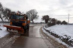 Emergenza neve e ghiaccio: tutte percorribili le strade della Città Metropolitana di Bari