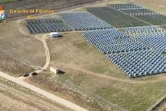 Gravina, sequestrati dieci impianti fotovoltaici