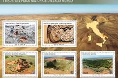 Un milione di francobolli dedicati all'Alta Murgia