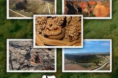 Il Parco dell'Alta Murgia in cinque francobolli