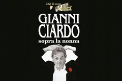 Gianni Ciardo si fa in tre