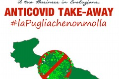 Anticovid Take – Away: la prima app anticrisi positivamente contagiosa