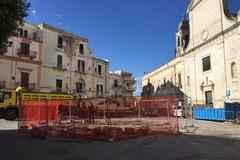 """Piazza Pellicciari, messa in sicurezza di alcune """"foggiane"""""""