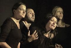 """Donna de Paradiso """"concorre"""" con la Madonna della Bruna"""