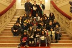 La Don Saverio Valerio sul podio italiano della poesia