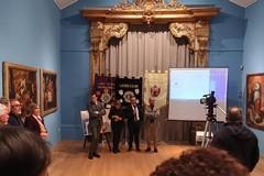 Inaugurata nuova pinacoteca alla Fondazione Santomasi