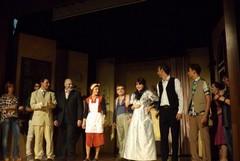 Anche il Teatro Vida si associa al lutto cittadino