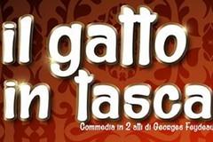 """La Compagnia teatrale """"Stabile dei Nomadi"""" di Leonforte in """"Il gatto in tasca"""""""