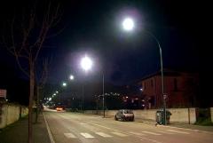 Pronti i lavori per l'illuminazione pubblica