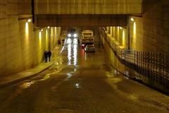 Da lunedi chiuso al traffico il sottopasso Falcone-Borsellino