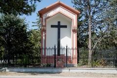 La cappella in via Spinazzola rimessa a nuovo