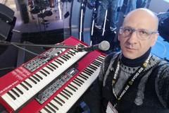Il gravinese Rocco Volpe nella band ufficiale di Casa Sanremo