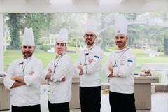 """Il team """"Matera Hotel"""" vince la 21^ edizione del concorso interregionale """"La luce e il cibo"""""""