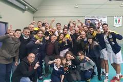 La Casareale Volley Gravina vola in Serie C