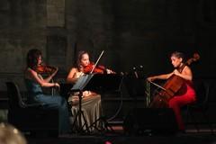 La musica del Trio Adelphai al Castello