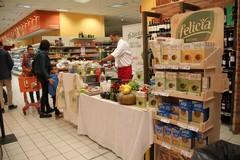 Al Divella Store, oggi c'è il Cooking Show targato Felicia Bio