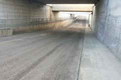 Prorogata la chiusura del sottopasso Falcone-Borsellino
