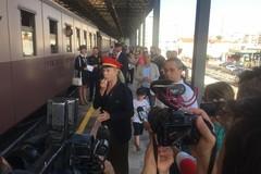 FAL, locomotiva a vapore da Bari a Matera
