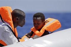 La Parrocchia SS Pietro e Paolo accoglie una madre ed una bambina del Camerun