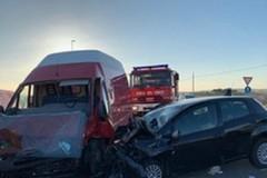 Grave incidente sulla statale 96 tra Altamura e Gravina