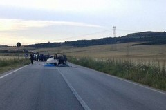 Incidente mortale sulla sp 53 per Matera