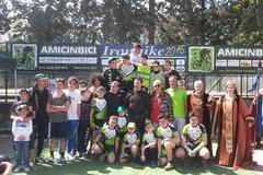 Oltre 650 ciclisti al 3° Mediofondo Bosco Difesa Grande