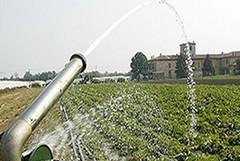 Giù le mani dall'acqua e dall'agricoltura pugliese