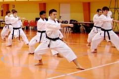 Esami di graduazione per gli atleti del Karate Gravina